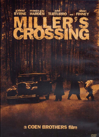 Miller's Crossing DVD Movie