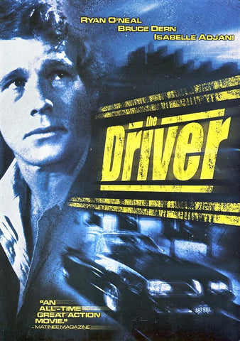 The Driver DVD Movie