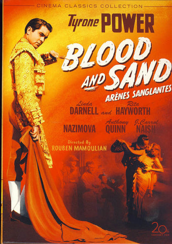 Blood and Sand (Bilingual) DVD Movie