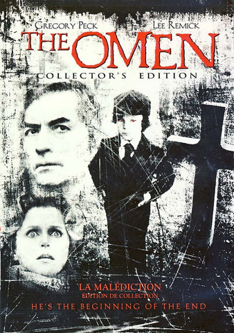 The Omen (Two-Disc Collector s Edition) (Bilingual) DVD Movie