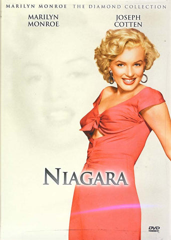 Niagara (1953) DVD Movie