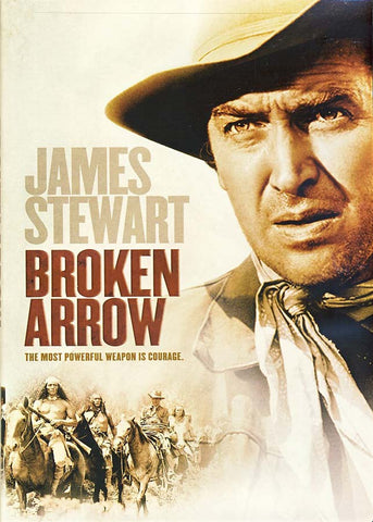 Broken Arrow (1950) DVD Movie