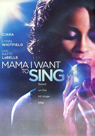 Mama I Want to Sing DVD Movie