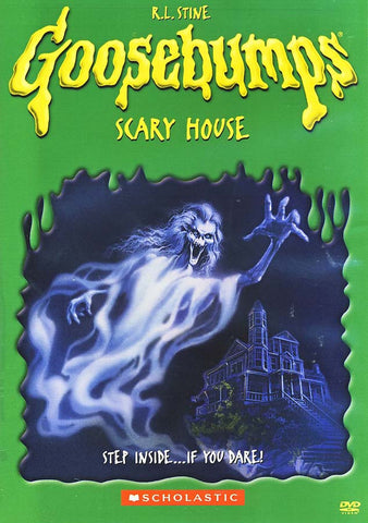 Goosebumps - Scary House DVD Movie