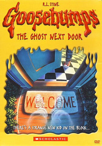 Goosebumps - The Ghost Next Door DVD Movie