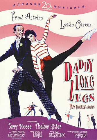 Daddy Long Legs (Papa Longues Jambes) (Bilingual) DVD Movie