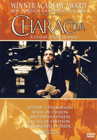 Character DVD Movie