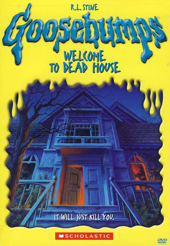 Goosebumps - Welcome to Dead House DVD Movie