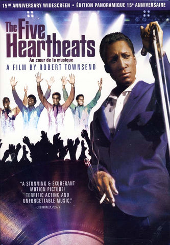 The Five Heartbeats (Au Coeur de la Musique) - 15th Anniversary WideScreen Edition(bilingual) DVD Movie