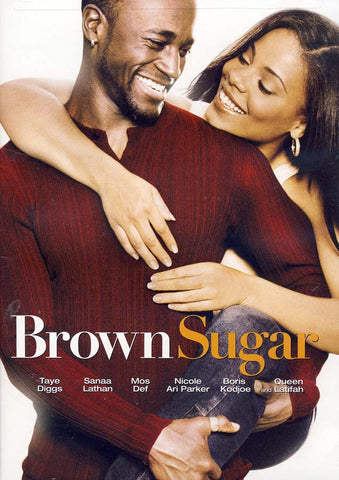 Brown Sugar (White cover) DVD Movie