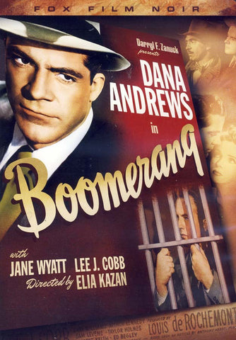 Boomerang (Fox Film Noir) DVD Movie