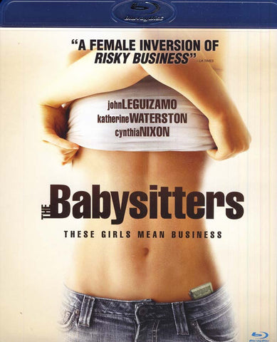 The Babysitters (Blu-Ray) BLU-RAY Movie