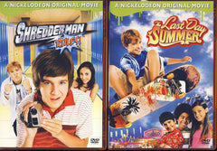 The Last Day of Summer / Shredderman Rules (2 Pack) (Boxset)
