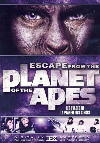 Escape from the Planet of the Apes (Les Evades De La Planete Des Singes) DVD Movie