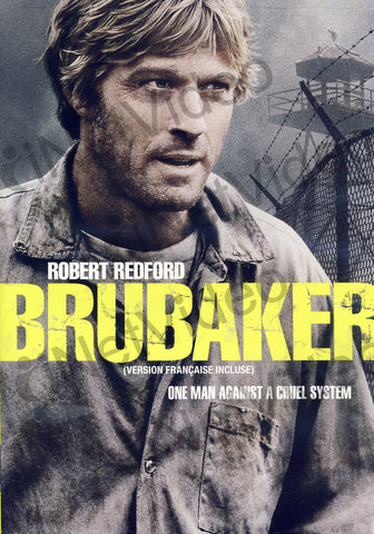 Brubaker (Version Francaise Incluse) DVD Movie