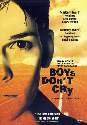 Boys Don't Cry DVD Movie