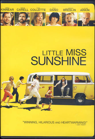 Little Miss Sunshine DVD Movie