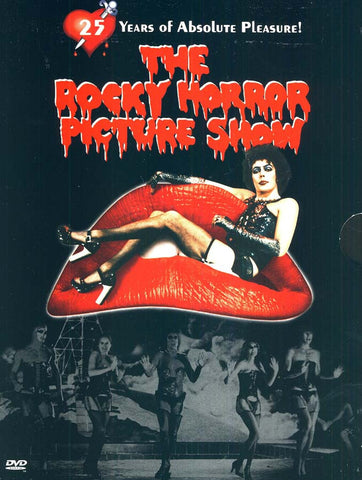 The Rocky Horror Picture Show (25th Anniversary Edition) DVD Movie