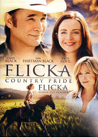 Flicka - Country Pride (Flicka - Fierte des Plaines) DVD Movie