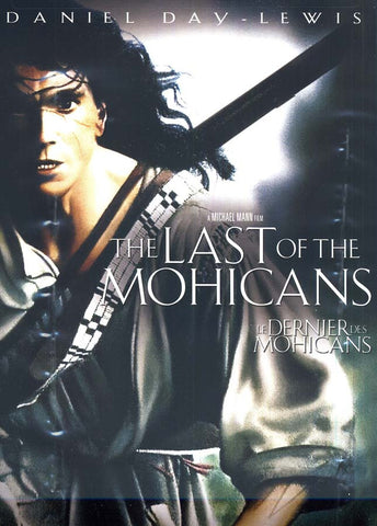 The Last of the Mohicans (Bilingual) (Widescreen) DVD Movie