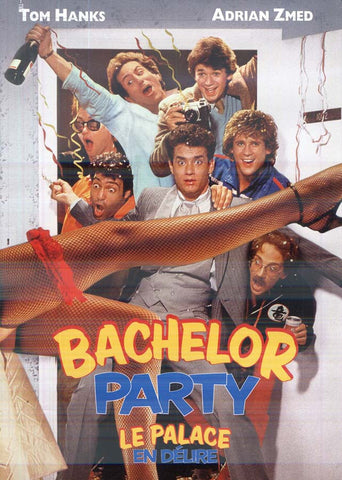 Bachelor Party (Bilingual) DVD Movie