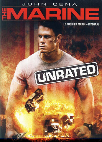 The Marine (Unrated Edition) (Le Fusilier - Integral) DVD Movie
