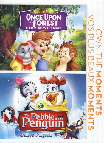 Once Upon a Forest / Pebble and the Penguin DVD Movie