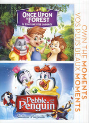 Once Upon a Forest / Pebble and the Penguin