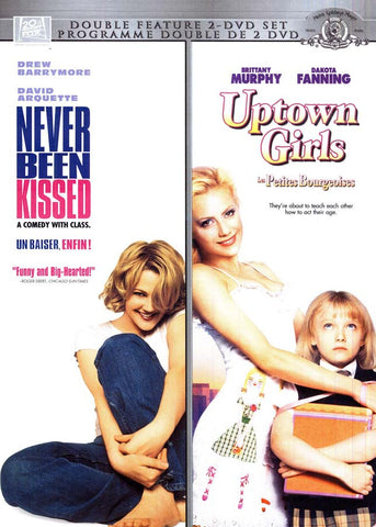 Never Been Kissed / Uptown Girls (Double Feature 2-DVD Set) (Bilingual) DVD Movie