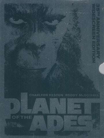 Planet of the Apes (Widescreen 35th Anniversary Edition) DVD Movie