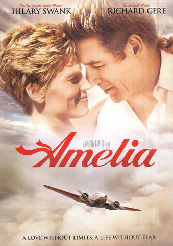 Amelia (Hilary Swank) DVD Movie