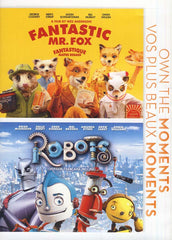Fantastic Mr. Fox (Fantastique Maitre Renard) / Robots (Version Francaise Incluse)