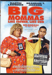 Big Mommas Like Father, Like Son (Motherload Edition) (Bilingual)
