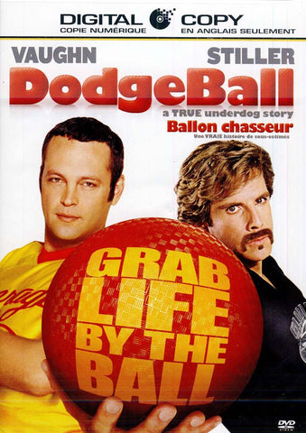 Dodgeball - A True Underdog Story(Ballon chasseur)(With Digital Copy) (Bilingual) DVD Movie