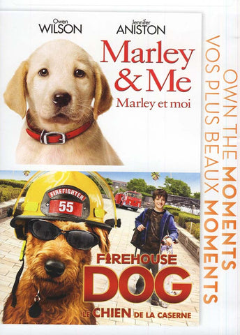 Marley & Me / Firehouse Dog (Double Feature) (Bilingual) DVD Movie