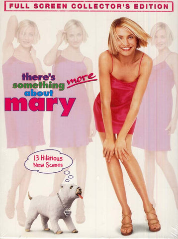 There's Something More About Mary (Full Screen Collector's Edition) DVD Movie