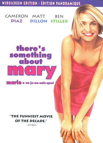 There s Something About Mary (WideScreen Edition) (Bilingual) DVD Movie