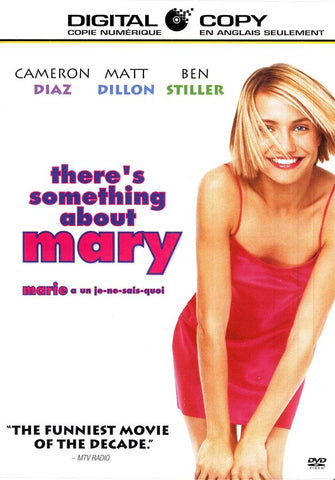 There s Something About Mary (WideScreen Edition With Digital Copy) (Bilingual) DVD Movie