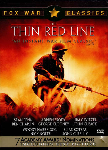 The Thin Red Line (Fox War Classics) DVD Movie