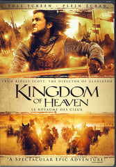 Kingdom of Heaven (2-Disc Full-Screen Edition With lenticular Cover) (Bilingual)