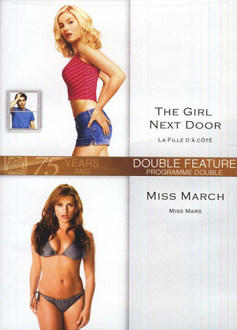 Girl Next Door (La Fille D'a Cote) / Miss March (Miss Mars) DVD Movie