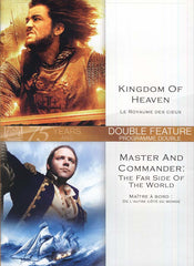Kingdom Of Heaven (Le Royaume Des Cieux) /Master And Commander:The Far Side of the World (Bilingual)
