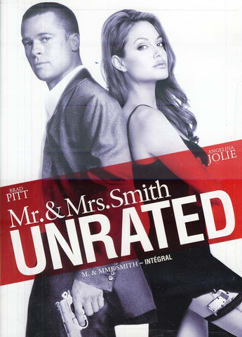 Mr. and Mrs. Smith (Unrated Collector s Edition) (Bilingual) DVD Movie
