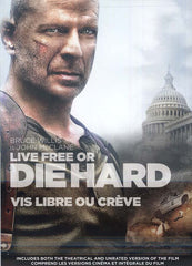 Live Free or Die Hard (Vis Libre Ou Creve) (WideScreen Edition)