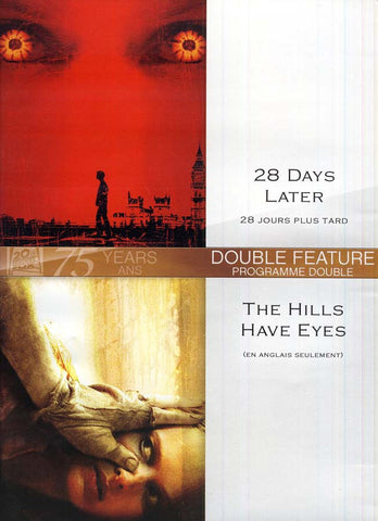28 Days Later / Hills Have Eyes (En Anglais Seulement) (Bilingual) DVD Movie