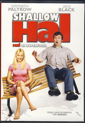 Shallow Hal (Hal Le Superficiel)(Bilingual) DVD Movie