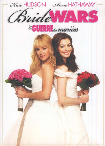 Bride Wars (La Guerre es Mariees) DVD Movie