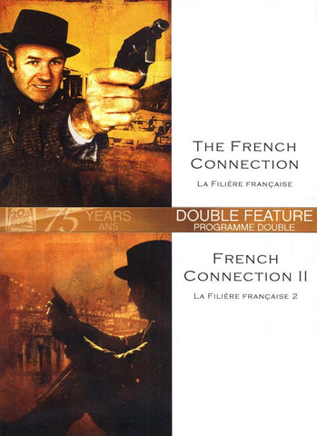The French Connection (La Filiere Francaise) / The French Connection II (La Filiere Francaises 2) DVD Movie