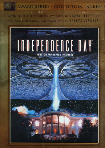 Independence Day (Full Screen Edition)(Bilingual) DVD Movie