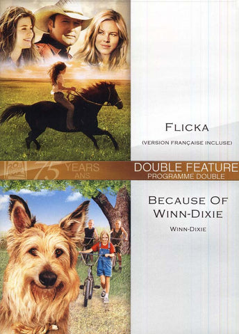Flicka (Version Francaise Incluse) / Because Of Winn Dixie (Winn-Dixie) DVD Movie